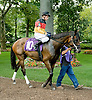 Pleasantrendezvous with Sven Schleppi before The Gentleman International Fegentri Race at Delaware Park on 9/3/11