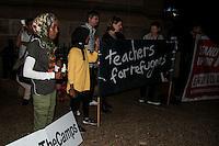 Vigil for Omid, 30.04.16
