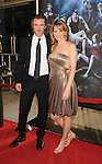 "HOLLYWOOD, CA. - June 08: Sam Trammell (L) and girlfriend Missy Yager  arrive at HBO's ""True Blood"" Season 3 Premiere at ArcLight Cinemas Cinerama Dome on June 8, 2010 in Hollywood, California."