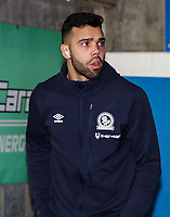 Blackburn Rovers' David Raya pictured before the match<br /> <br /> Photographer Andrew Kearns/CameraSport<br /> <br /> The EFL Sky Bet Championship - Reading v Blackburn Rovers - Wednesday 13th February 2019 - Madejski Stadium - Reading<br /> <br /> World Copyright © 2019 CameraSport. All rights reserved. 43 Linden Ave. Countesthorpe. Leicester. England. LE8 5PG - Tel: +44 (0) 116 277 4147 - admin@camerasport.com - www.camerasport.com