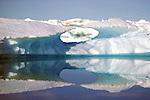 Ice On Arctic Ocean