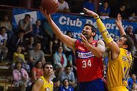 LNB 2014 UC vs U. de Concepción