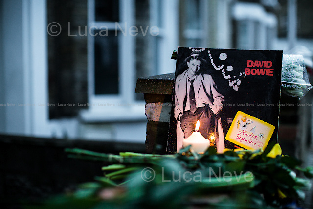 Brixton, 40 Stansfield Road. <br />