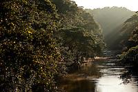 Patos de Minas_MG, Brasil..Curso do Rio Parnaiba em Patos de Minas, Minas Gerais...Course of Parnaiba River in Patos de Minas, Minas Gerais...Foto: LEO DRUMOND / NITRO
