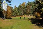 BILTHOVEN - Golf - Hole 1, Golfpark De Biltse Duinen.  COPYRIGHT KOEN SUYK