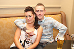 Sinead Thornton and Peter Monks in The Star and Crescent...Picture Jenny Matthews/Newsfile.ie