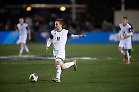 Santa Barbara, CA - Friday, December 7, 2018:  Akron men's soccer defeated Michigan State 5-1 in a semi-final match in the 2018 College Cup.  Marcel Zajac.
