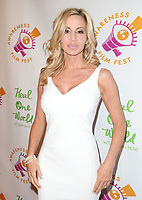 LSO ANGELES, CA - October 05: Camille Grammer, At 2017 Awareness Film Festival - Opening Night Premiere Of 'The Road To Yulin And Beyond' At Regal LA Live Stadium 14 In California on October 05, 2017. <br /> CAP/MPI/FS<br /> &copy;FS/MPI/Capital Pictures