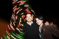 2011 encendido del arbol