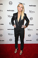 WEST HOLLYWOOD, CA - JANUARY 11: Zanna Roberts Rassi, at Marie Claire's Third Annual Image Makers Awards at Delilah LA in West Hollywood, California on January 11, 2018. Credit: Faye Sadou/MediaPunch
