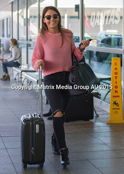 8 MAY 2015 SYDNEY AUSTRALIA<br />