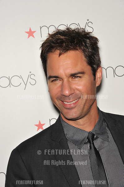 Eric McCormack at Macy's Passport Glamorama Fashion event at the Orpheum Theatre, Los Angeles..September 16, 2010  Los Angeles, CA.Picture: Paul Smith / Featureflash