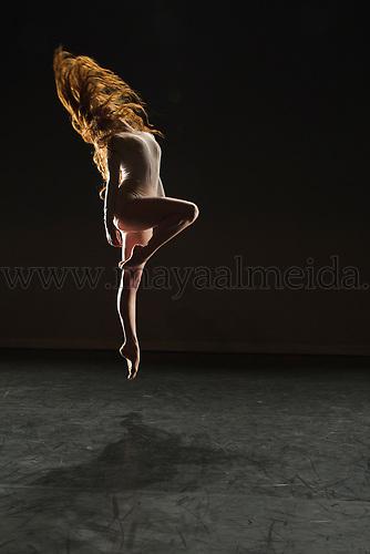 Red. Dancer: Emma Fisher