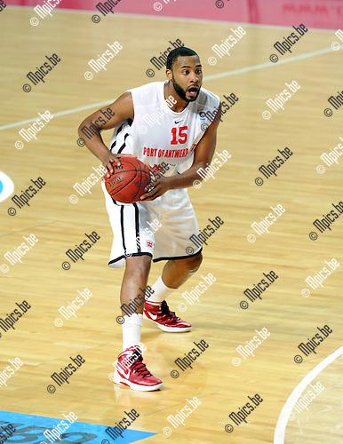 2012-12-11 / Basketbal / seizoen 2012-2013 / Antwerp Giants / Jason Love..Foto: Mpics.be