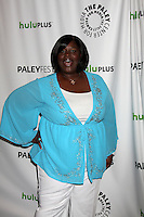 """LOS ANGELES - MAR 6:  Retta arrives at the """"Parks and Recreation"""" Panel at PaleyFest 2012 at the Saban Theater on March 6, 2012 in Los Angeles, CA"""