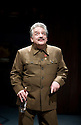 Collaborators by John Hodge, A World Premiere directed by Nicholas Hytner. With Simon Russell Beale  as Joseph Stalin. Opens at The Cottesloe Theatre at The Royal National Theatre on 1/11/11  . CREDIT Geraint Lewis