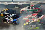 Feb 7, 2009; 4:50:59 PM; Daytona Beach, FL, USA; ARCA Remax Series Event 1 for the Lucas Oil Slick Mist 200 at Daytona International Speedway.  Mandatory Credit: (thesportswire.net)
