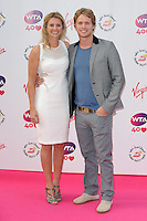 NON EXCLUSIVE PICTURE: PAUL TREADWAY / MATRIXPICTURES.CO.UK<br /> PLEASE CREDIT ALL USES<br /> <br /> WORLD RIGHTS<br /> <br /> Sir Richard Branson's daughter Holly Branson and son Sam Branson attending the WTA Pre Wimbledon Party, at London's Kensington Roof Gardens.<br /> <br /> 20th JUNE 2013<br /> <br /> REF: PTY 134225