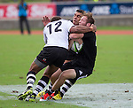 Marty McKenzie. Maori All Blacks vs. Fiji. Suva. MAB's won 27-26. July 11, 2015. Photo: Marc Weakley