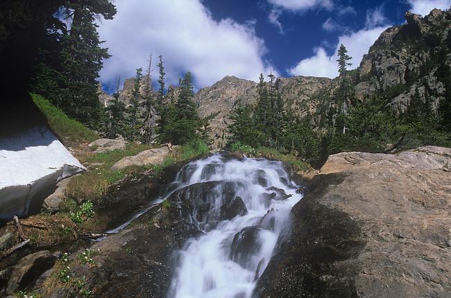 Tyndall Creek, Rocky Mountain National Park, Colorado