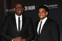 Forest Whitaker, Michael Ealy<br />