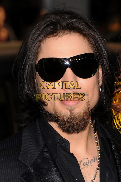 "DAVE NAVARRO .""Forgetting Sarah Marshall"" Los Angeles Premiere at Grauman's Chinese Theatre, Hollywood, California, USA..April 10th, 2008.headshot portrait sunglasses shades beard goatee facial hair tattoo.CAP/ADM/BP.©Byron Purvis/AdMedia/Capital Pictures."