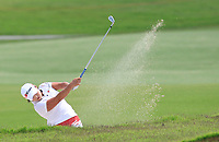 Ha Na Jang (KOR) in action on the 9th during Round 4 of the HSBC Womens Champions 2018 at Sentosa Golf Club on the Sunday 4th March 2018.<br /> Picture:  Thos Caffrey / www.golffile.ie<br /> <br /> All photo usage must carry mandatory copyright credit (&copy; Golffile | Thos Caffrey)