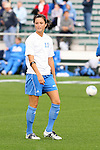 1 December 2006: UCLA's Erin Hardy. The University of North Carolina Tarheels defeated the University of California Los Angeles Bruins 2-0 at SAS Stadium in Cary, North Carolina in an NCAA Division I Women's College Cup semifinal game.