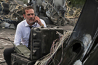 Rampage (2018)   <br /> JEFFREY DEAN MORGAN<br /> *Filmstill - Editorial Use Only*<br /> CAP/MFS<br /> Image supplied by Capital Pictures