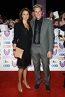 LONDON, UK. October 29, 2018: Beverley Turner &amp; James Cracknell at the Pride of Britain Awards 2018 at the Grosvenor House Hotel, London.<br /> Picture: Steve Vas/Featureflash