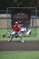 TEMPORARY UNEDITED FILE:  Image may appear lighter/darker than final edit - all images cropped to best fit print size.  <br /> <br /> Under Armour All-American Game presented by Baseball Factory on July 19, 2018 at Les Miller Field at Curtis Granderson Stadium in Chicago, Illinois.  (Mike Janes/Four Seam Images) Anthony Volpe is an infielder from Delbarton School in Watchung, New Jesey committed to Vanderbilt.