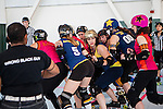 2013 BAD Girls July 13 Doubleheader Bout 1 - Richmond vs Berkeley