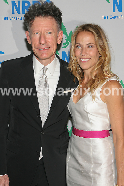 "**ALL ROUND PICTURES FROM SOLARPIX.COM**.**SYNDICATION RIGHTS FOR UK, AUSTRALIA, DENMARK, PORTUGAL, S. AFRICA, SPAIN & DUBAI (U.A.E) & ASIA (EXCLUDING JAPAN) ONLY**.Arrivals for the 12th Annual ""Forces For Nature"" Gala Benefiting the Natural Recources Defense Council Honoring Sheryl Crow at Pier 60 Chelsea Piers, West 20th Street, New York City, NY, USA.This pic:    Sheryl Crow & Lyle Lovett.JOB REF:     PHZ/Gaboury   DATE:   16.04.10.**MUST CREDIT SOLARPIX.COM OR DOUBLE FEE WILL BE CHARGED**.**MUST NOTIFY SOLARPIX OF ONLINE USAGE**.**CALL US ON: +34 952 811 768 or LOW RATE FROM UK 0844 617 7637**"