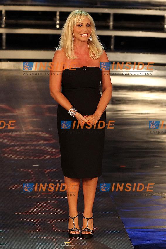 Antonella Clerici..Montecatini Terme 09/09/2012..Finali nazionali Miss Italia 2012..Foto Insidefoto Paolo Nucci..