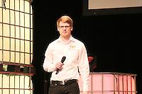 Technischer Leiter der Scuderia Mensa Robert Pieroth stellt den SPR16 vor