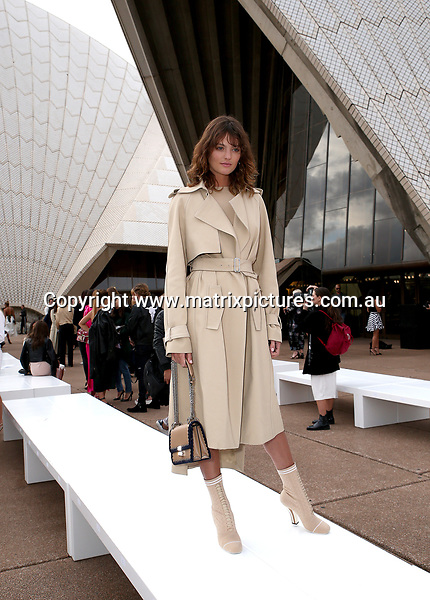 14 MAY 2017 SYDNEY AUSTRALIA<br />