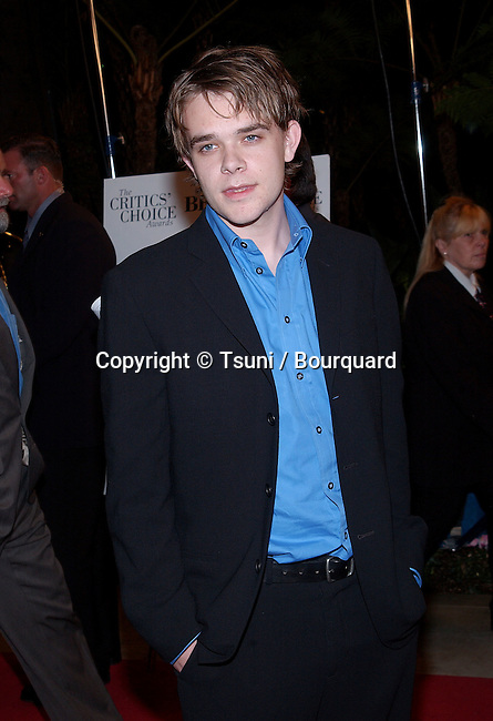 Nick Stahl arriving at the 7th Broadcast Film Critics Ass. Awards at the Beverly Hills Hotel in Los Angeles.  January 11, 2002.           -            StahlNick02A.jpg