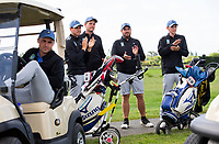 Action from the Northland v Taranaki in the afternoon match up during the Toro Men's Interprovincial Golf Championship, Clearwater Golf Course, Christchurch, New Zealand. photo: Joseph Johnston/www.bwmedia.co.nz