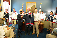 USMNT White House Visit, May 27, 2010