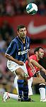 Inter Milan's Walter Samuel