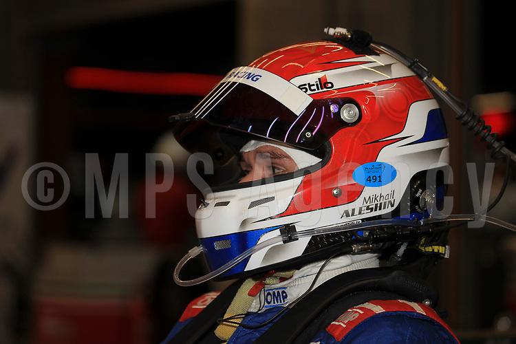 #72 SMP RACING (RUS) FERRARI 488 GT3  ALESHIN (RUS)