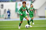 Asano Nagasato (Beleza),.APRIL 22, 2012 - Football/Soccer : 2012 Plenus Nadeshiko League,2nd sec match between NTV Beleza 3-0 AS Elfen Sayama FC at Komazawa Olympic Park Stadium, Tokyo, Japan. (Photo by Jun Tsukida/AFLO SPORT) [0003]