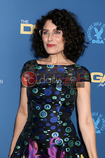 Lisa Edelstein<br /> at the 71st Annual Directors Guild Of America Awards, Ray Dolby Ballroom, Hollywood, CA 02-02-19<br /> David Edwards/DailyCeleb.com 818-249-4998