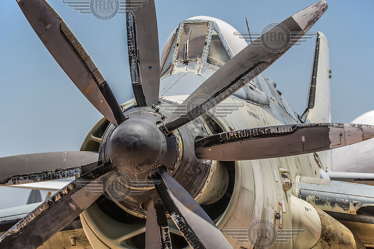 Pima Air & Space Museum is the largest privately funded aviation and aerospace museum in the world and the third largest aviation museum in the U.S. Established on May 8, 1976, the museum displays more than 300 aircraft.
