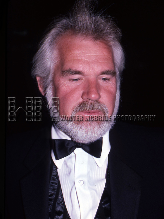 Kenny Rogers on September 1, 1984 in New York City