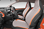 Front seat view of a 2015 Toyota AYGO X-CITE 2WD MT 5 Door Micro Car 2WD Front Seat car photos