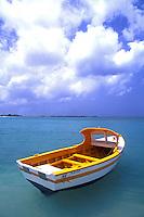 Fishing Boat in Aruba