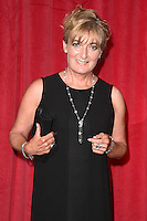 Liza Rider<br /> arrives for the British Soap Awards 2016 at Hackney Empire, London.<br /> <br /> <br /> &copy;Ash Knotek  D3124  28/05/2016