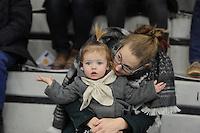 SHORT TRACK: TORINO: 15-01-2017, Palavela, ISU European Short Track Speed Skating Championships, Myrthe Knegt, Fenna van der Wal, ©photo Martin de Jong