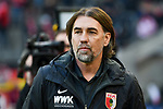 30.11.2019, Rheinenergiestadion, Köln, GER, DFL, 1. BL, 1. FC Koeln vs FC Augsburg, DFL regulations prohibit any use of photographs as image sequences and/or quasi-video<br /> <br /> im Bild Martin Schmidt (FC Augsburg) Portrait, Halbportrait, Bild, Einzel, Einzelaufnahme, picture, single, solo, alleine <br /> <br /> Foto © nordphoto/Mauelshagen